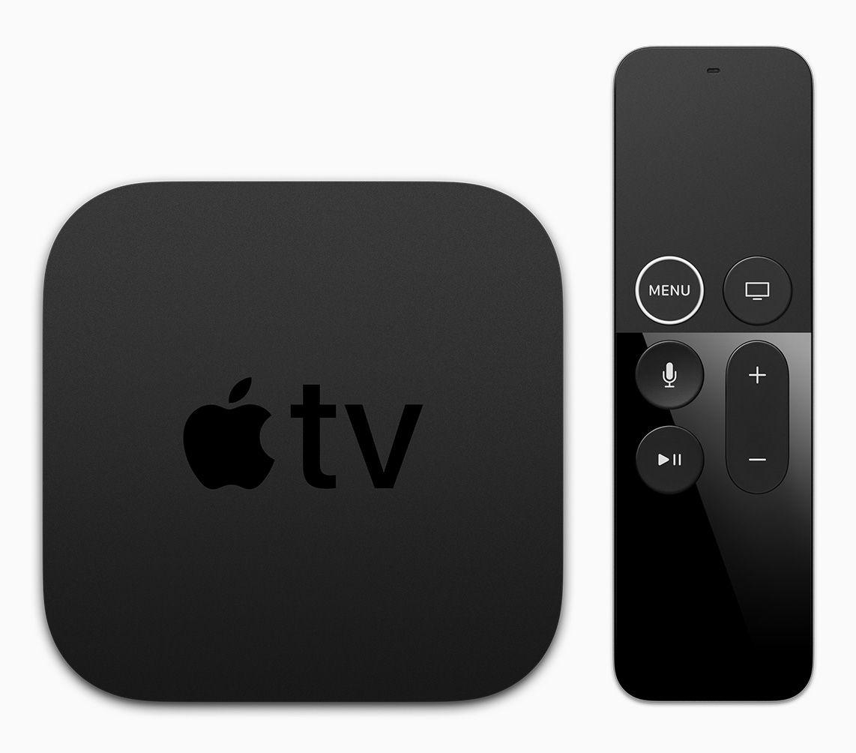 Apple TV 4K edition