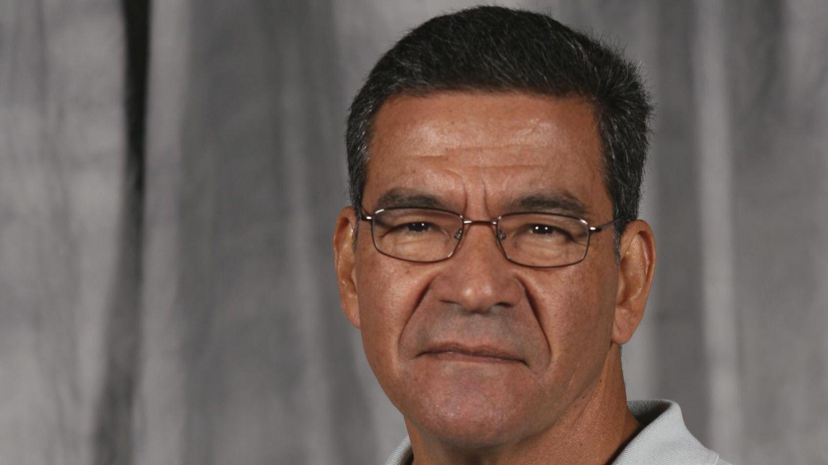 Victor Leos, ex director de recursos humanos del Garland ISD, se declaró culpable por ser parte de una maquinación de visas de trabajo para maestros extranjeros. (CORTESÍA/GARLAND ISD)