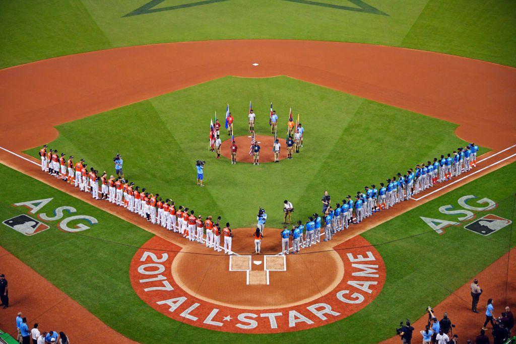 El All-Star game de Grandes Ligas se lleva a cabo este martes 11 de julio en Miami. Foto GETTY IMAGES