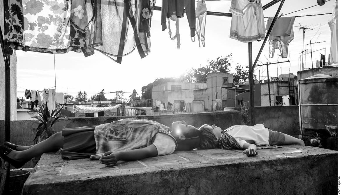 La película Roma, del director mexicano Alfonso Cuarón, llegará a Dallas el 6 de diciembre.(AGENCIA REFORMA)