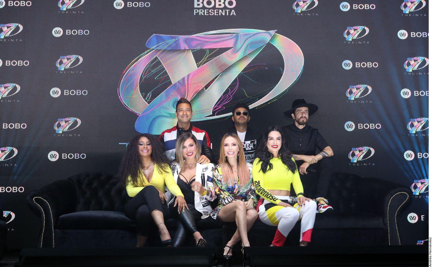 La gira de OV7 arrancará en abril del 2020./  AGENCIA REFORMA