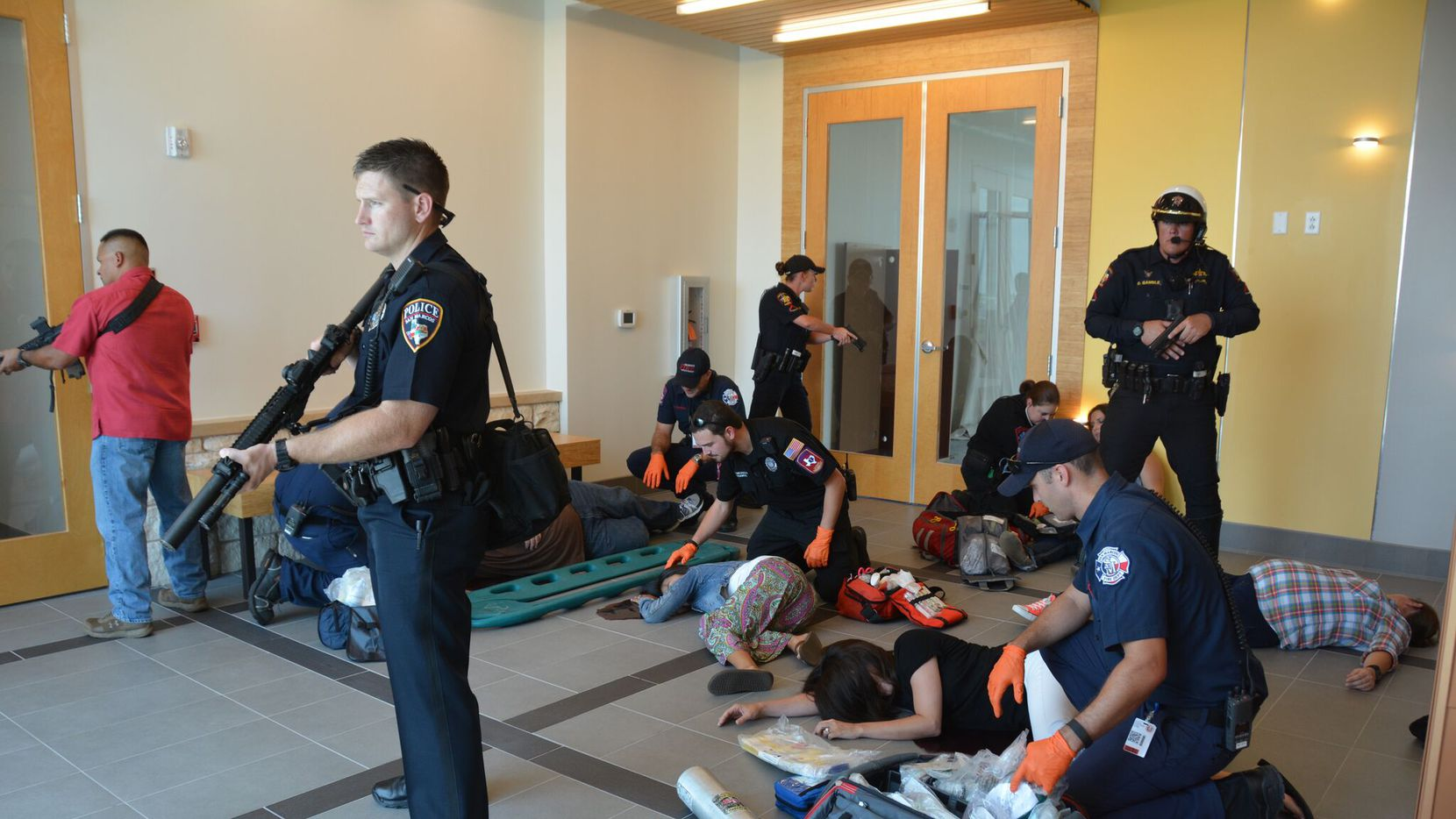 ALERRT, based at Texas State University, has trained more than 130,000 first responders since 2002, when the governor's office first funded the curriculum.