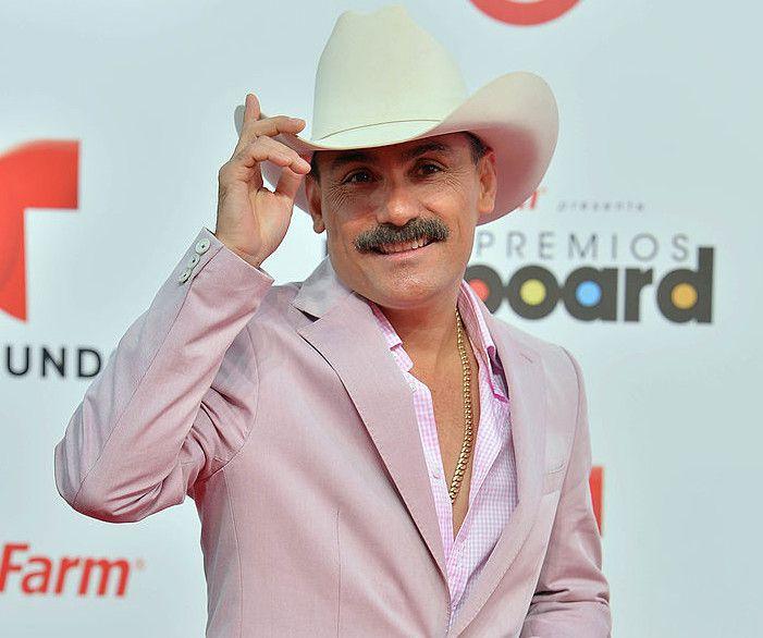 El Chapo de Sinaloa durante la entrega de los premios Billboard en el 2013./GETTY IMAGES