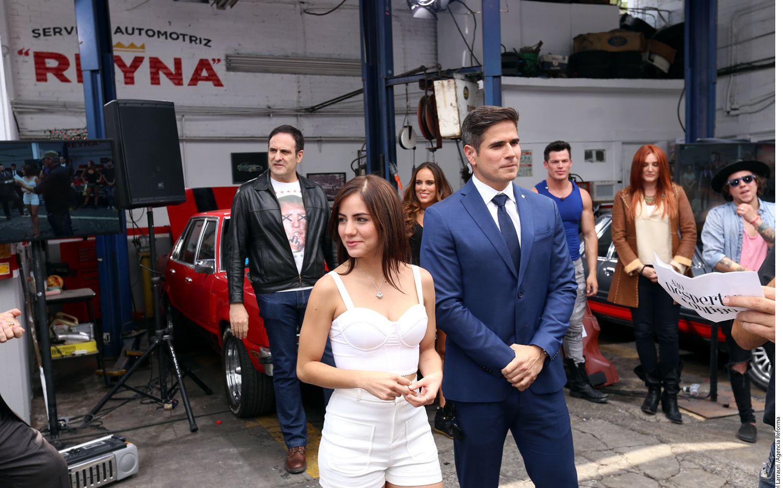 Ela Valden y Daniel Arenas son los protagonistas de Despertar Contigo, nuevo melodrama de Televisa que aún no tiene horario de transmisión. /AGENCIA REFORMA