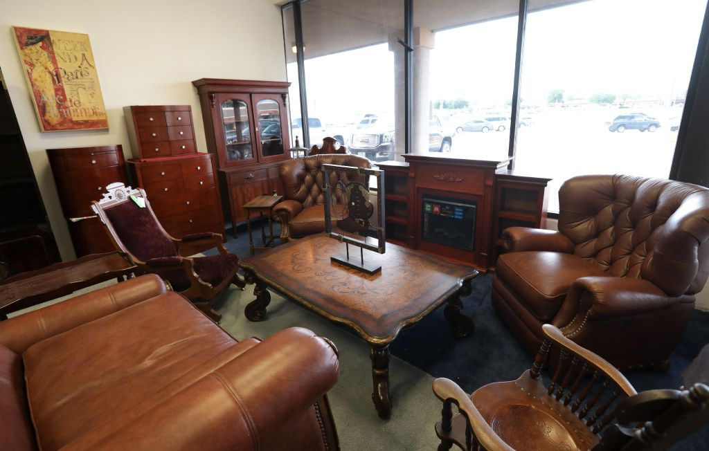 Items for sale at the new Habitat For Humanity ReStore in Plano. (Jason Janik/Special Contributor)