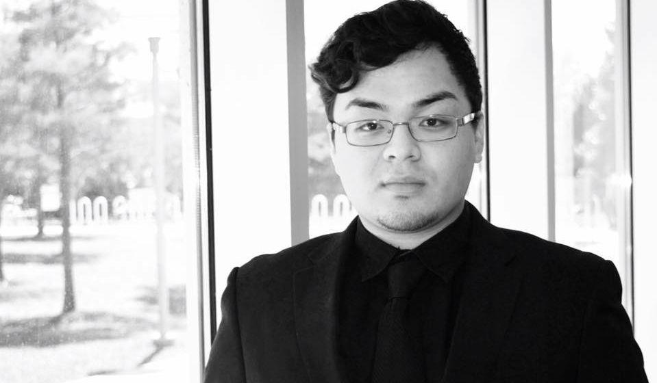 Edwin Romero, beneficiario de DACA (FACEBOOK)