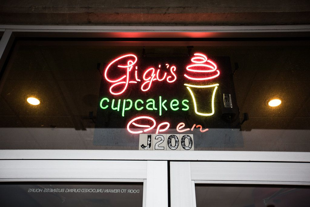 Gigi's Cupcakes filed for Chapter 11 bankruptcy protection, but its parent company says the shops will remain open.