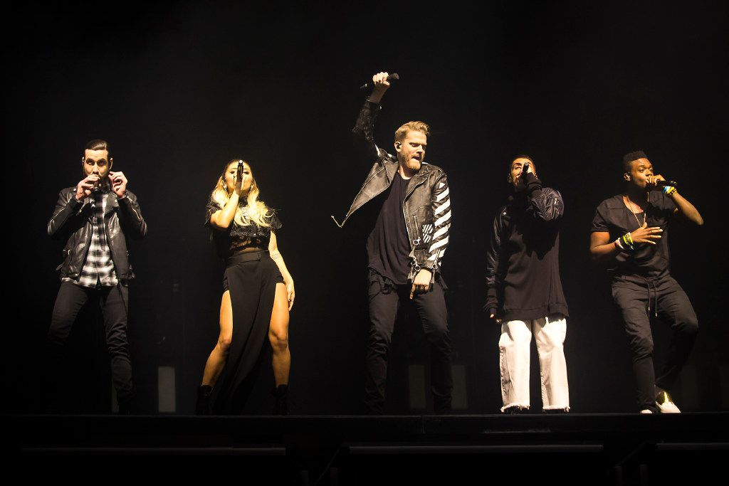 Pentatonix's biggest headlining gig ever brought