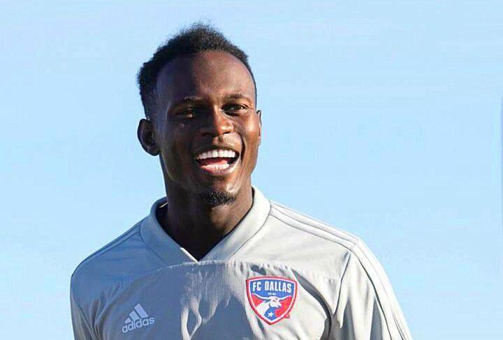 Francis Atuahene of FC Dallas.
