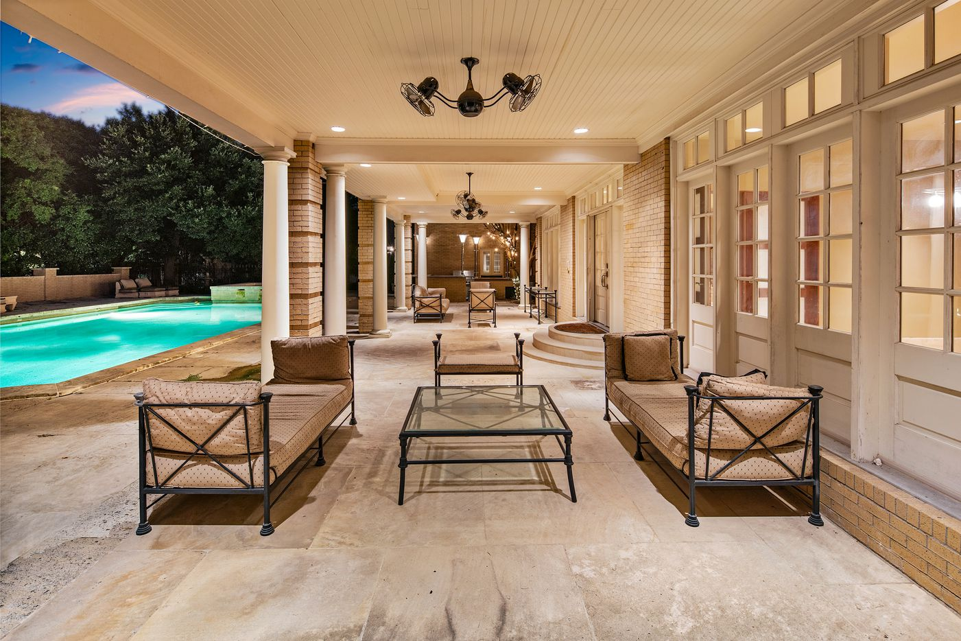 A look at the property on 5323 Swiss Avenue in Dallas, Texas.