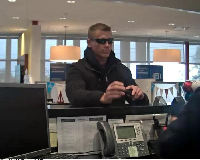 Armed and dangerous' serial robber strikes 4 banks in Dallas