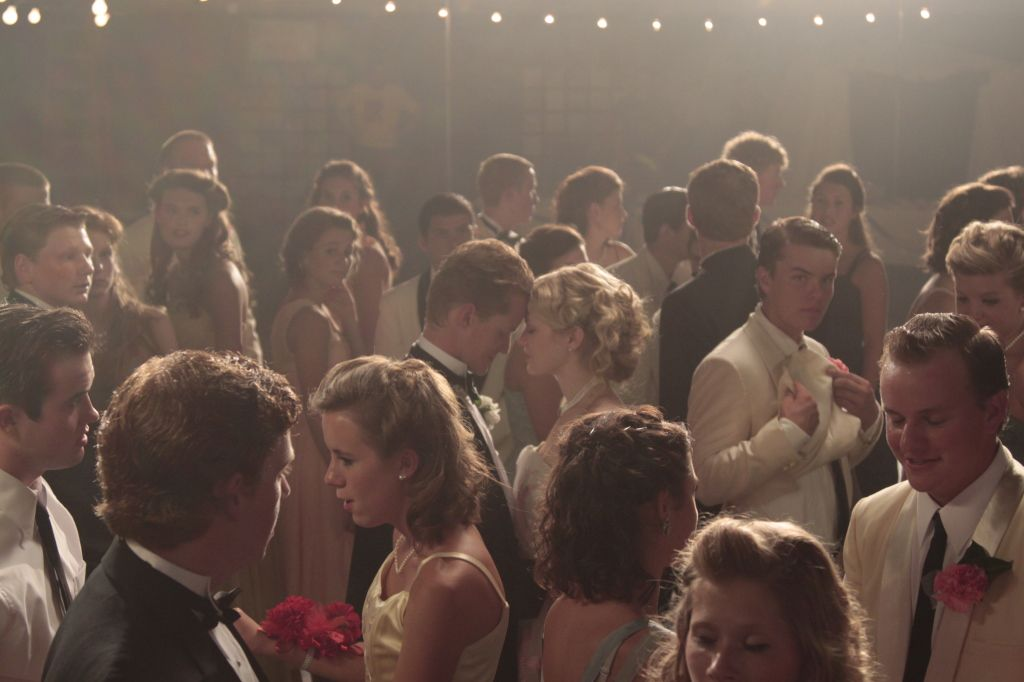 """A scene from the prom in """"Brother's Keeper,"""" which will screen for free as part of the launch party in Fort Worth on Thursday for Ten10 Entertainment and Ten10 Television."""