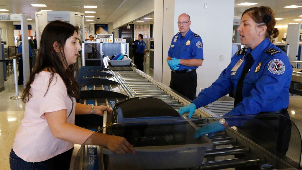 The percentage of TSA airport screeners missing work has hit 10 percent as the partial government shutdown stretches into its fifth week.