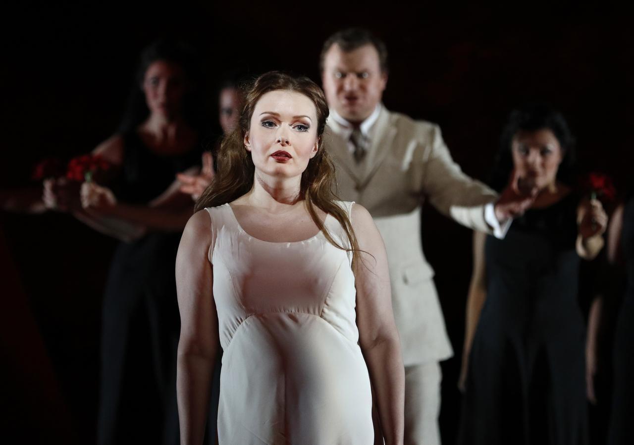 The Dallas Opera's Iolanta, with Ekaterina Scherbachenko in the title role, was a stirring musical performance.