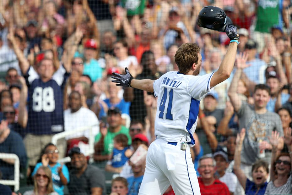 On Saturday, June 27, Dirk Nowitzki hosts his Heroes Celebrity Baseball Game at Dr Pepper Ballpark in Frisco. Don't miss it.
