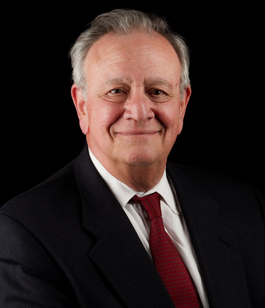Robert Strauss is the vice president of real property and transit-oriented development for DART.