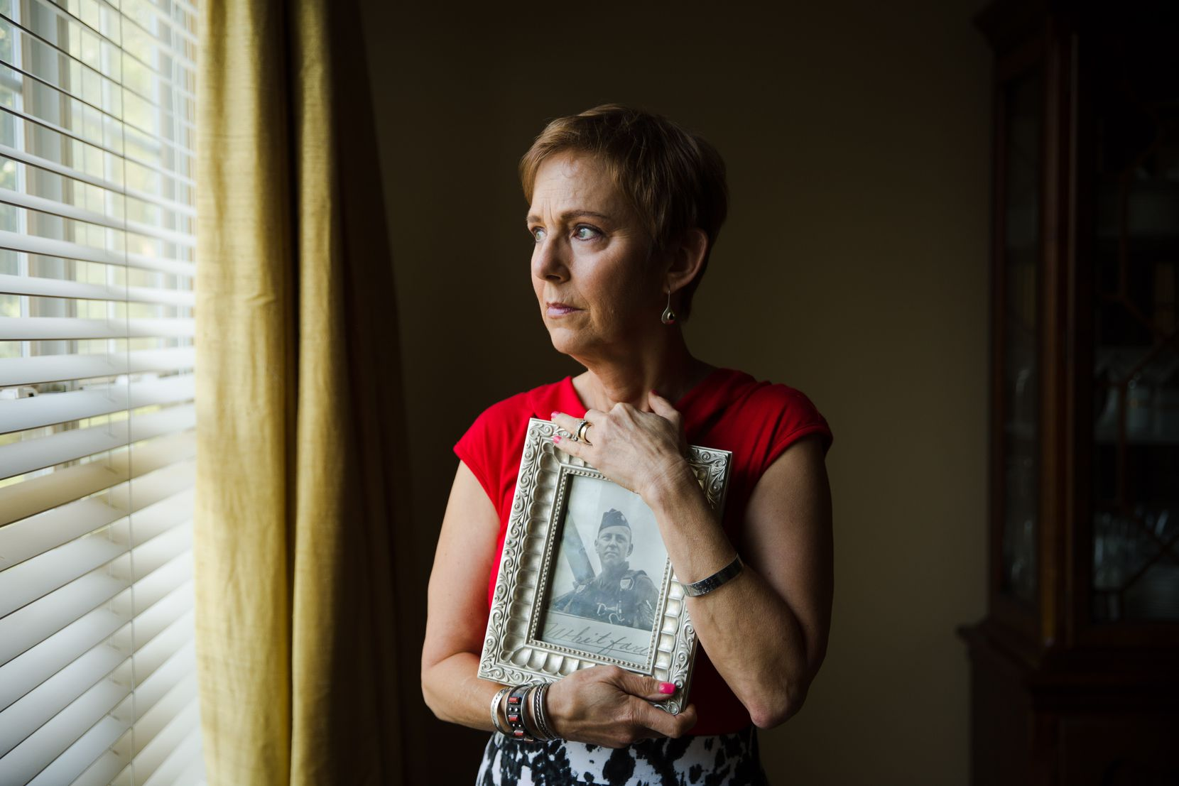 Nancy Eger of Alpharetta, Ga., has written to President Barack Obama in her quest to retrieve her father's remains. Teams have been back to search for Larry Whitford four times since 1995. Next month, Obama will become the first sitting president to visit Laos.