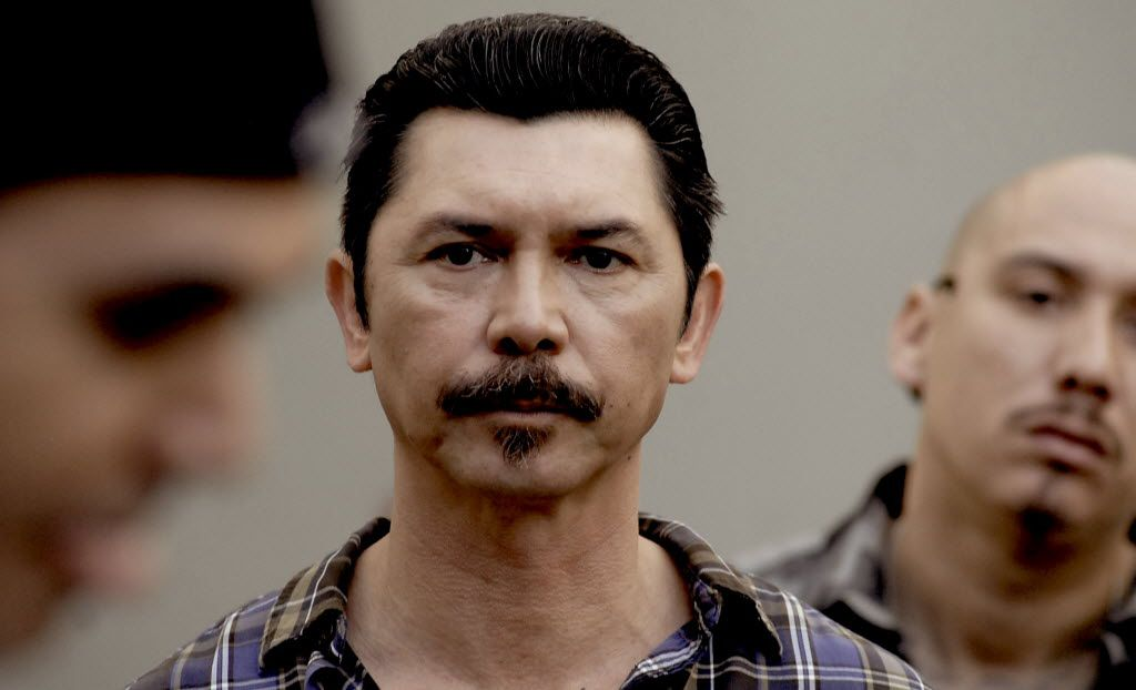 "Lou Diamond Phillips in a scene from ""Filly Brown."""