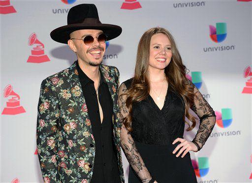 Jesse & Joy  recibió cuatro nominaciones a los Latin Grammy el miércoles 21 de septiembre del 2016. /AP