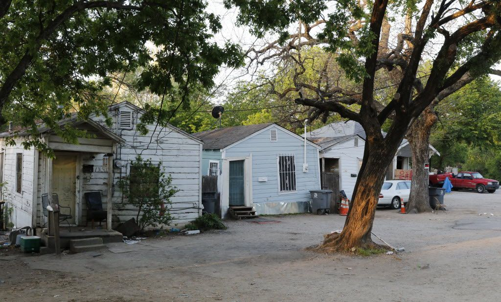Wilonsky: Dallas wants to evict residents from 'unfit' slums