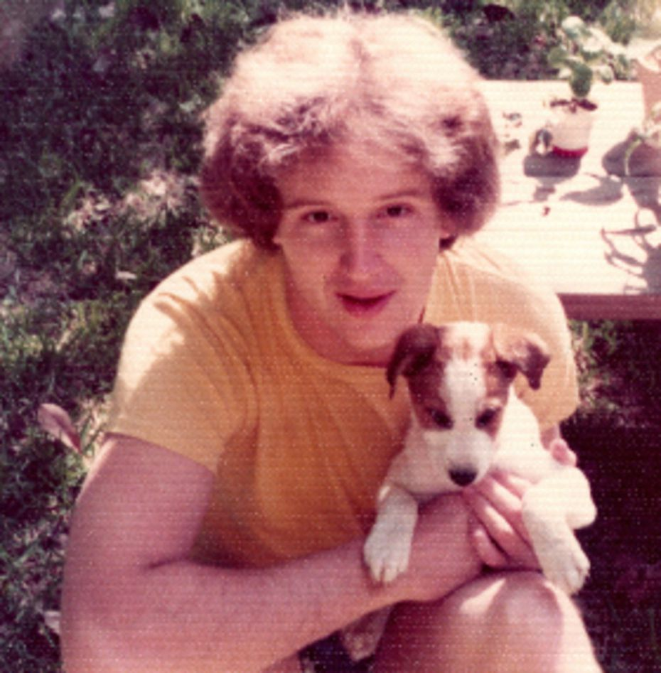 Harold Gaar, who attended the Texas International Pop Festival in Lewisville, Texas, in 1969.