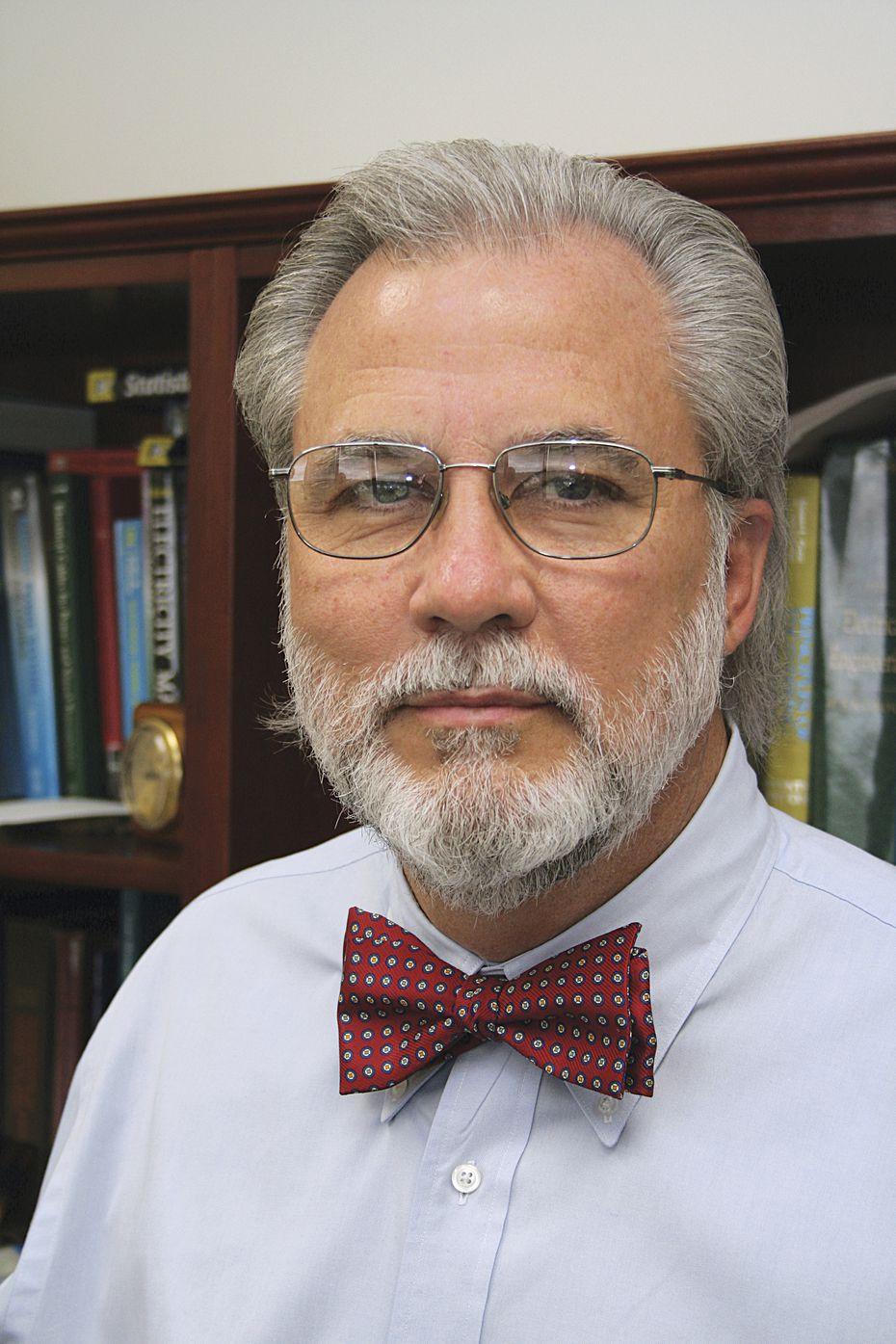 Texas A&M professor B. Don Russell.