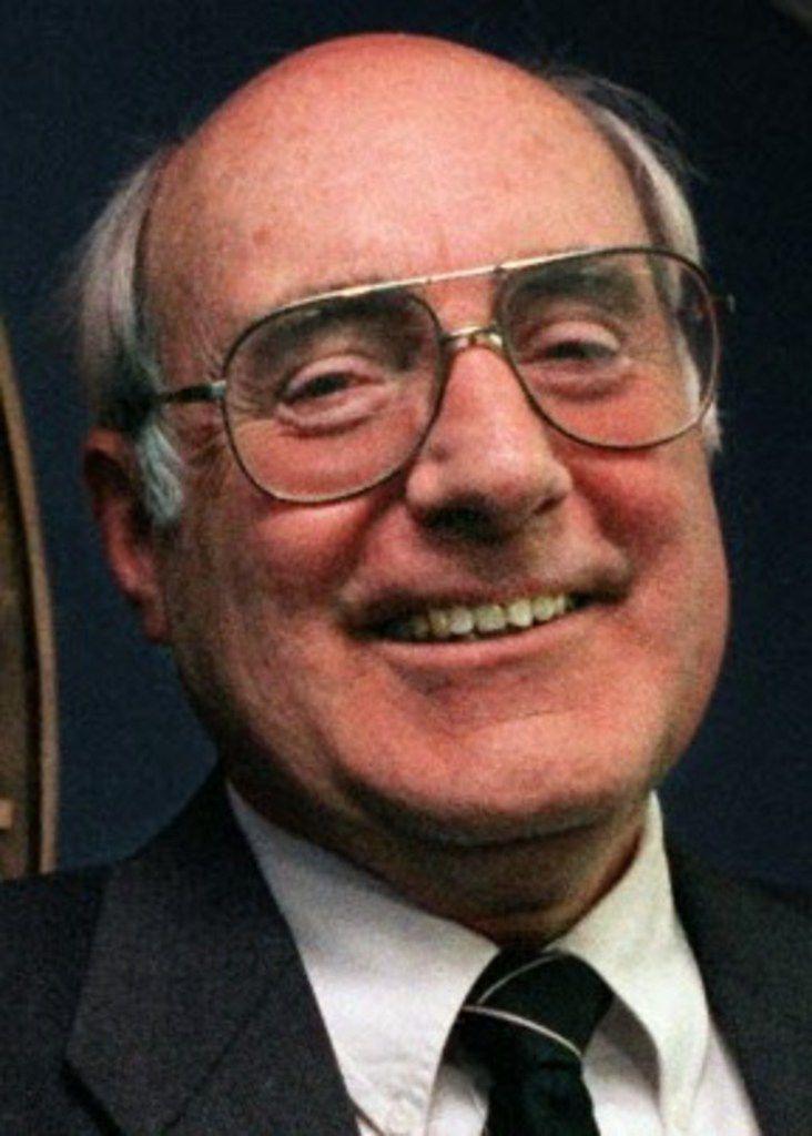 Lloyd Henderson, retired Sachse city mnager ORG XMIT: DMN2901312