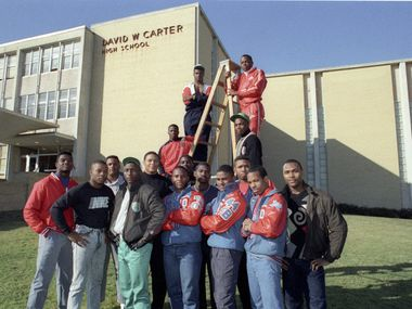 Scandal taints legacy of 1988 Dallas Carter football team