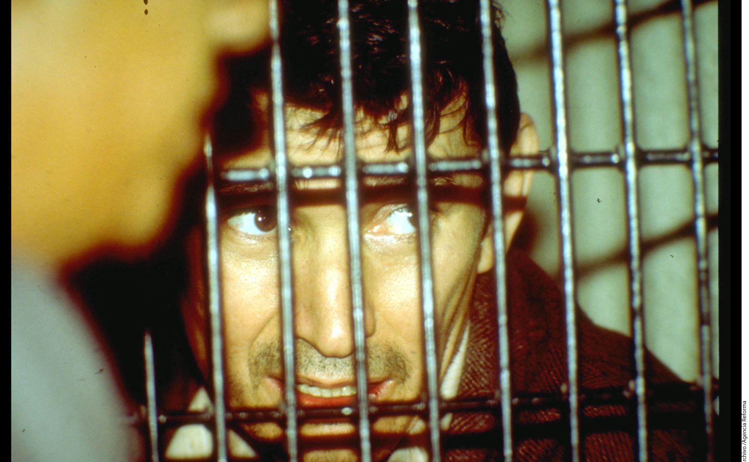 Un juez condenó en primera instancia a 37 años de cárcel a Miguel Ángel Félix Gallardo por crimen de agente de la DEA en 1985; puede apelar. Foto AGENCIA REFORMA.