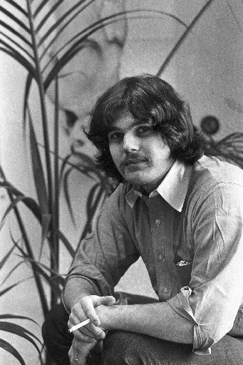 Jann Wenner, editor and founder of Rolling Stone magazine, is shown in his office in this  July 14, 1970, file photo.