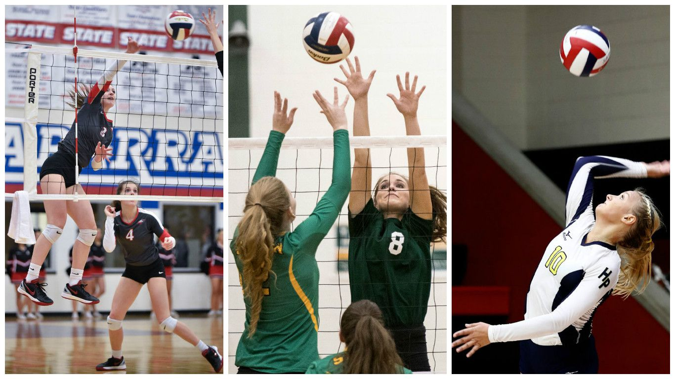 All-district volleyball: See who took home the MVP awards