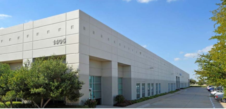 McLaren Automotive has leased an office and warehouse in Coppell.