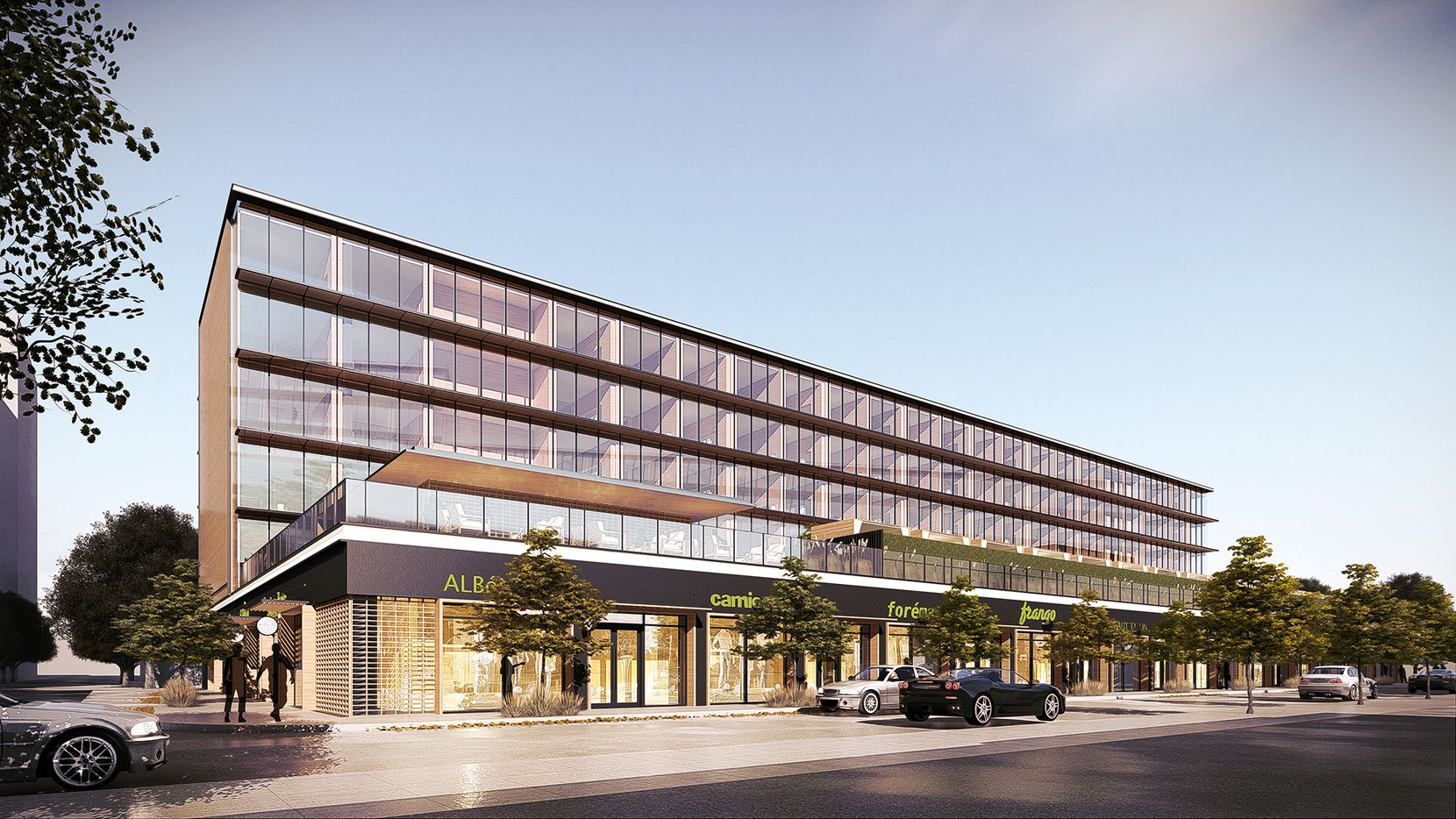 The planned 6-story hotel would cost about $50 million.