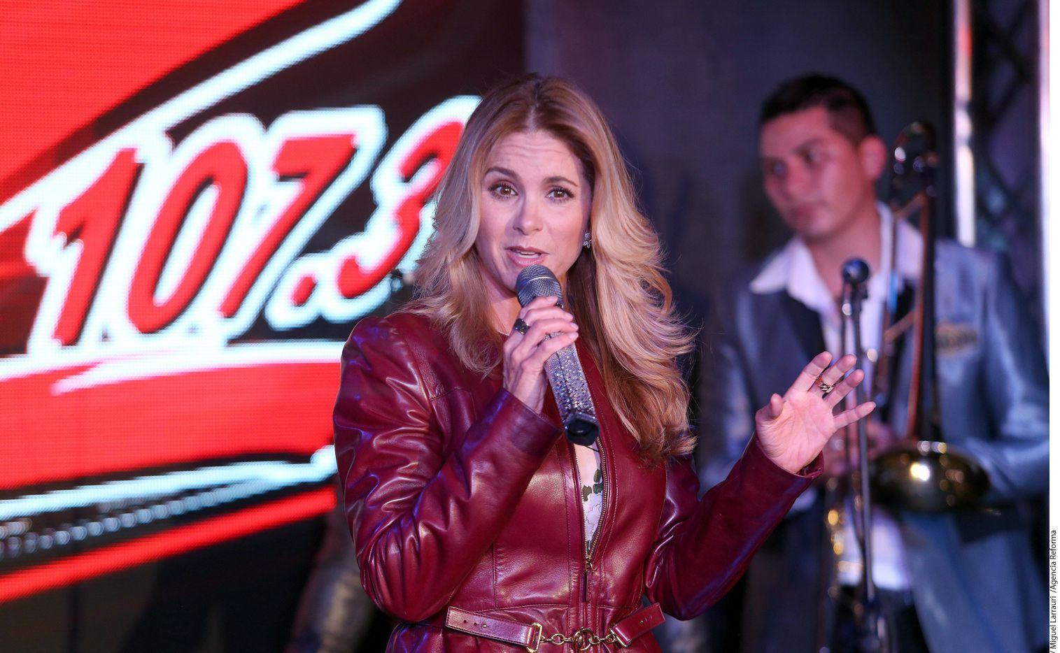Lucero regresará a Televisa como coach de la segunda temporada de La Voz Kids, según confirmó una fuente cercana al proyecto./ AGENCIA REFORMA