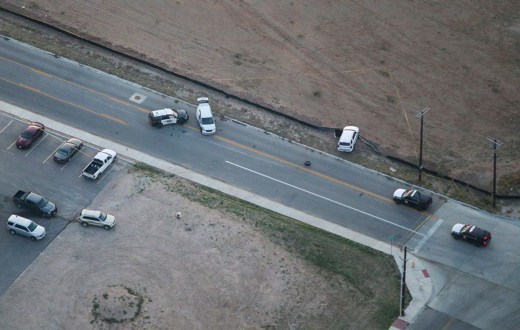 Gunman in West Texas shooting had been fired from job