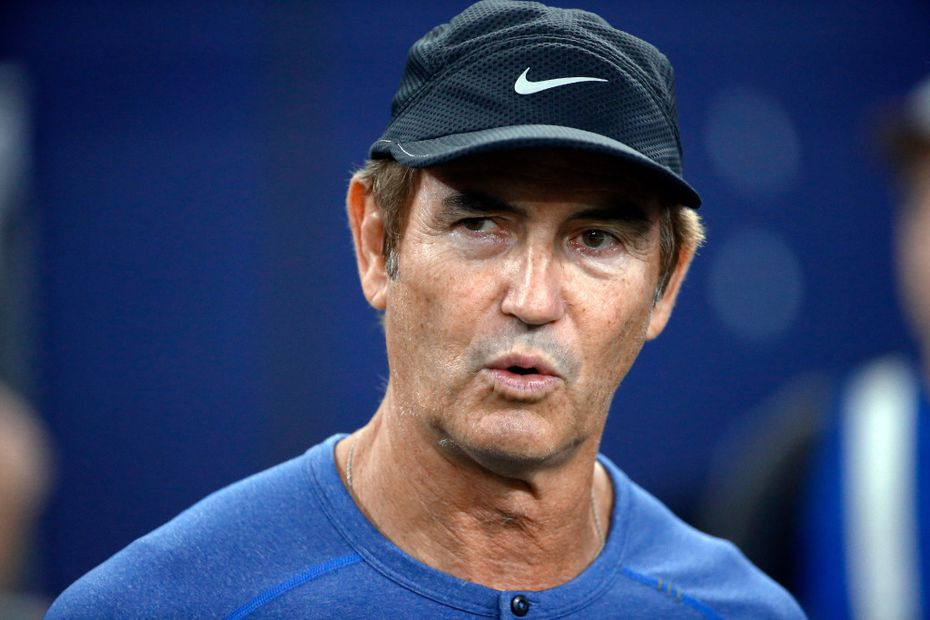 Former Baylor football coach Art Briles filed the lawsuit in Llano County. (File Photo/The Associated Press)