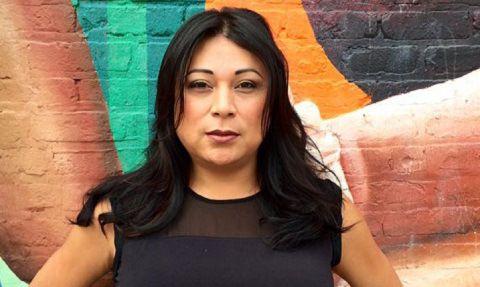 Jennicet Eva Gutiérrez será la oradora de la proxima Cumbre LGBTQ en Dallas. (CORTESÍA/LULAC RAINBOW)