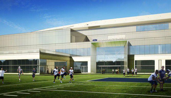 Los Cowboys mudarán sus entrenamientos de Valley Ranch a Frisco.