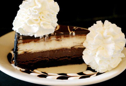 Cheesecake Factory is giving away free slices of cheesecake on Wednesday, Dec. 5, 2018.