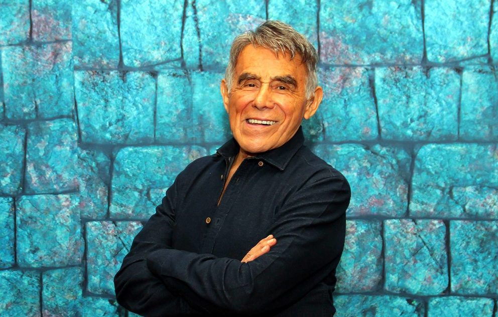 Guillermo Wiechers, quien fuera el productor ejecutivo de La Señora Presidenta y amigo cercano a la familia Suárez. comentó haber estado en contacto con el actor. / AGENCIA REFORMA