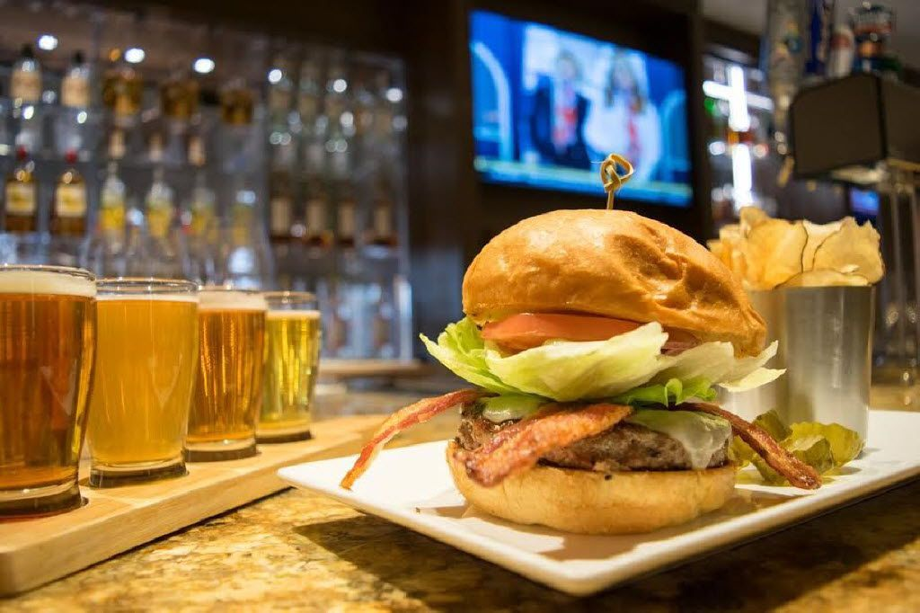 There are lots of dining specials this summer at Houston Airport Marriott at George Bush Intercontinental.