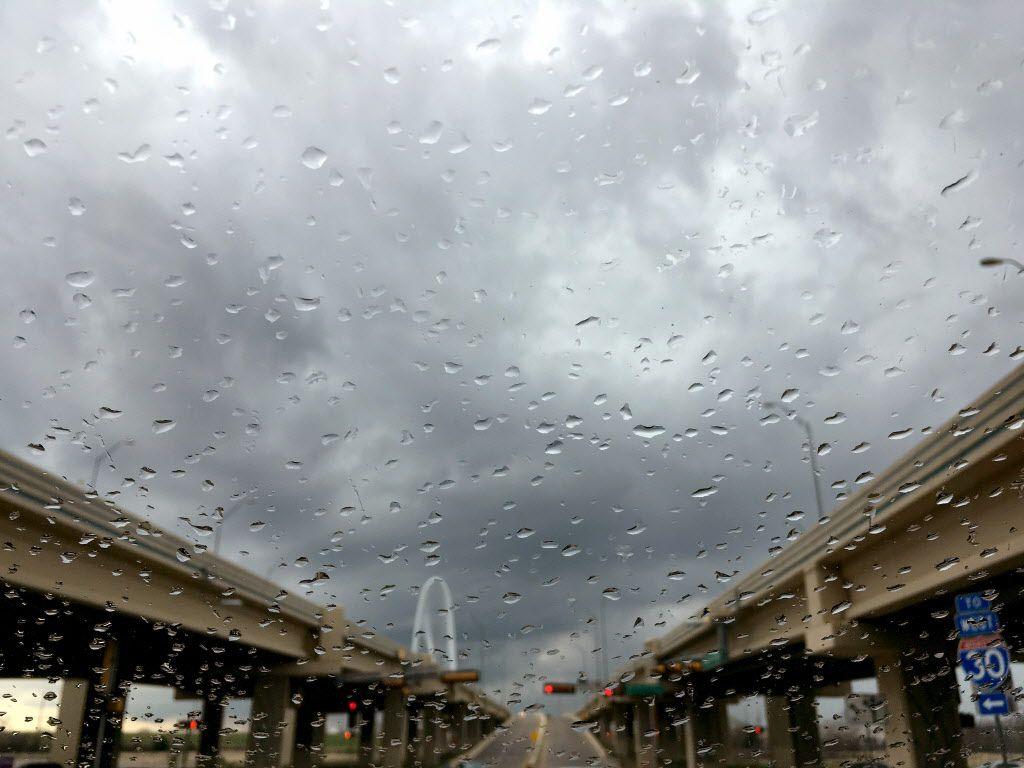 Se esperan tormentas para el área de Dallas -Fort Worth. Foto: MICHAEL HAMTIL/DMN