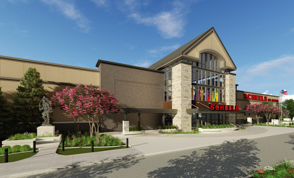 Scheels is breaking ground  Feb. 8 and is expected to open in spring 2020.