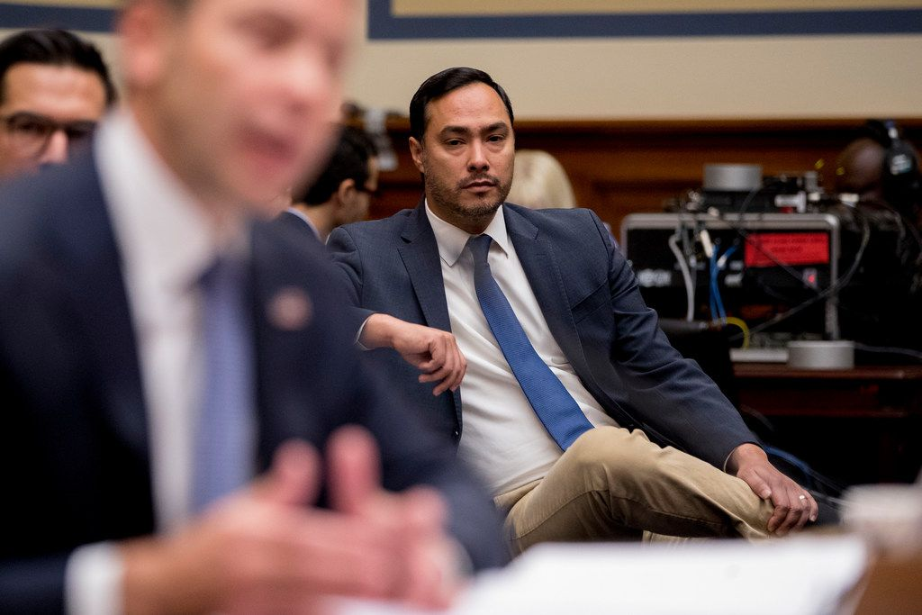 "U.S. Rep. Joaquin Castro, D-San Antonio, wrote in his tweet that the donors he listed were ""fueling a campaign of hate"" against Hispanics. President Donald Trump's reelection campaign demanded that the congressman apologize for the tweet and that his brother, Democratic presidential candidate Julian Castro, disavow it."