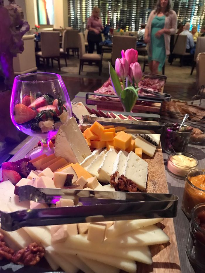 Fairmont Hotel Dallas' the Pyramid Restaurant will host an Easter brunch for $69 for adults and $35 per child.