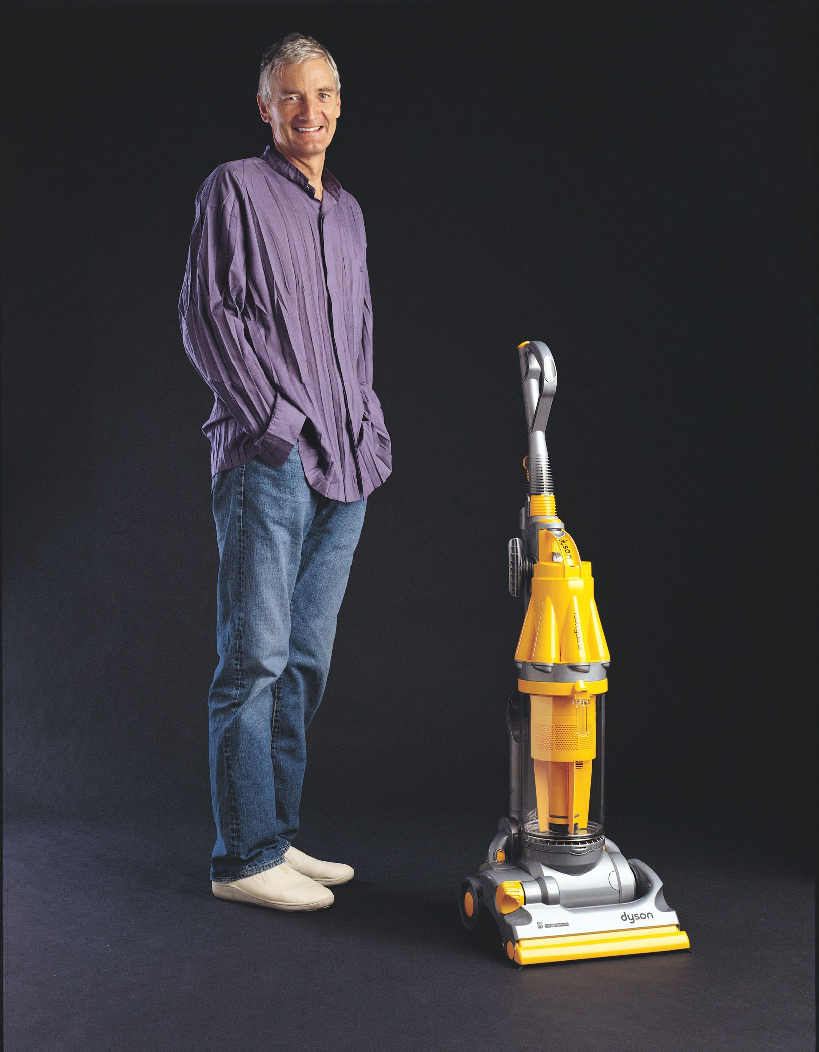 James Dyson, founder and chairman of Dyson Ltd.