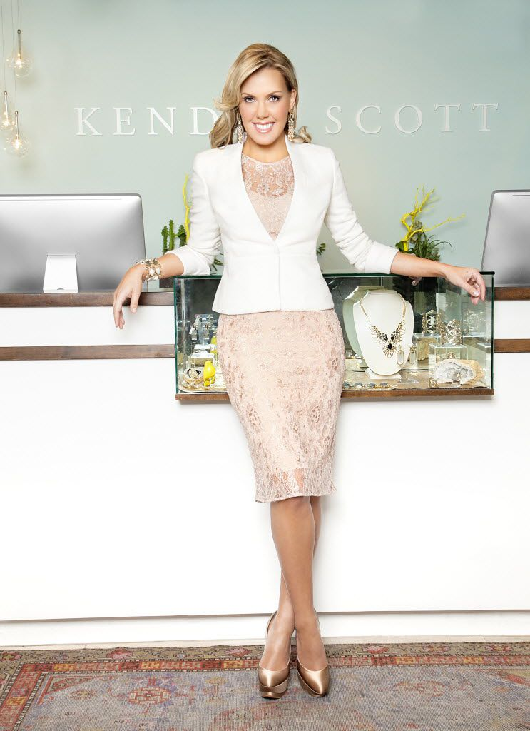 Don't count out Kendra Scott just because she doesn't design clothes. The savvy businesswoman's jewelry brand is a global success that's worth millions.
