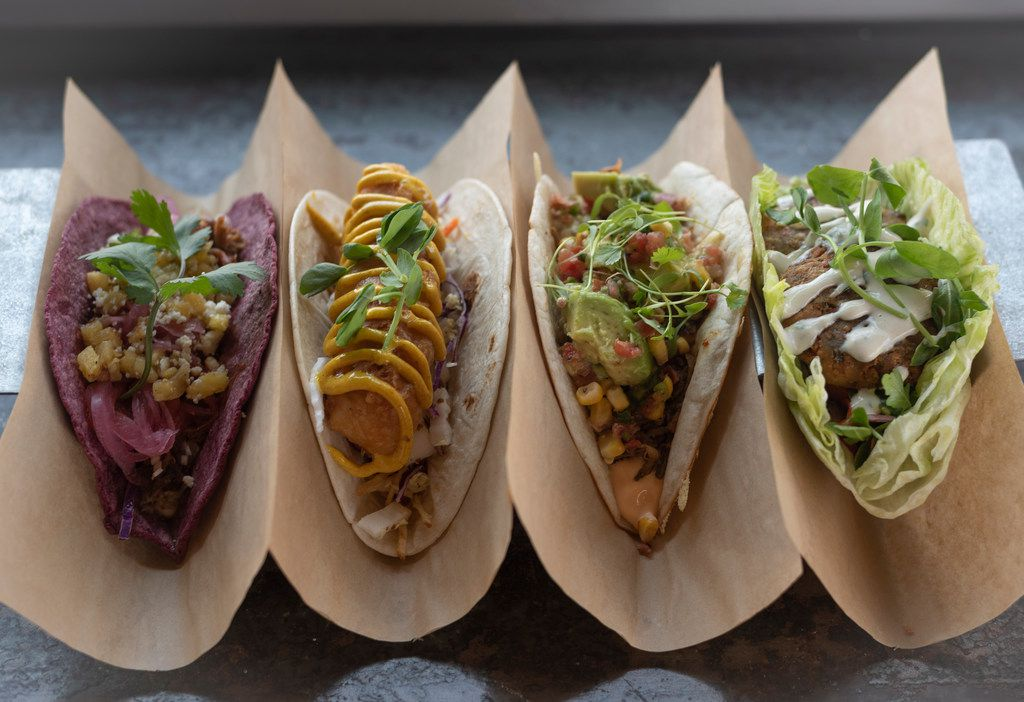 Velvet Taco is easily one of Dallas' most popular late-night taco shops.