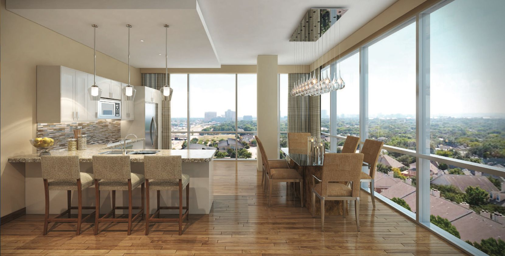 Ventana will have almost 200 living units.