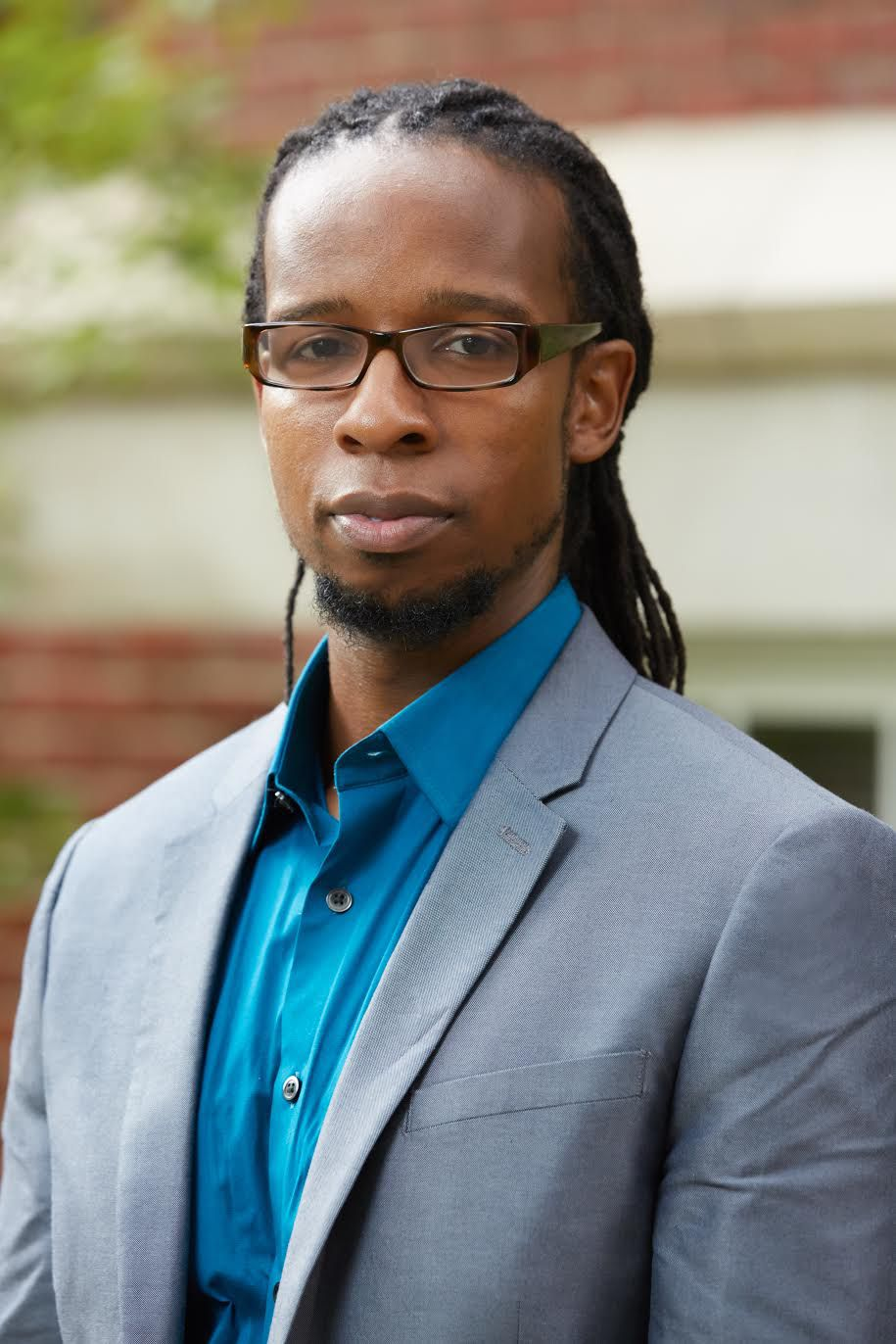 "Ibram X. Kendi, author of ""Stamped From the Beginning"""